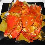Alavar crabs (not curacha)