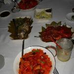Alavar dinner