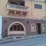 L-Ankra Restaurant, Mgarr, Island of Gozo, Malta.