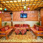 The Serene relaxing Shisha lounge