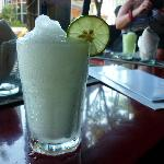 Nero Bali's frozen Vodkas, this is the lemon one