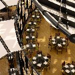 Le Restaurant Apollo du Hyatt Regency Paris CDG