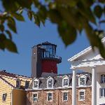 Außenansicht Hotel Bell Rock, Europa-Park Hotels