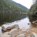 Lower Dewey Lake Hiking Trail