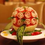 rose? watermelon !