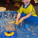 Fun with water!