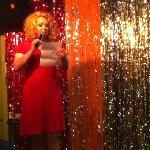 drag queen bingo at Hamburger Mary's
