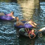 Family Fun on the East Frio River! Cypress Frio Waters