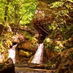 Cascades Gorge Hike