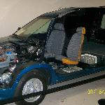 one of the electic cars
