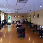 odd dining area