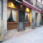 Precioso restaurante en el Casco Viejo