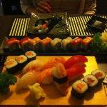 Sushi, maki e temaki..!