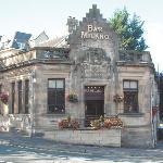 External View of Bar Milano