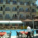 Side Sedef Hotel Foto