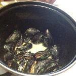Mussel Starter (we shared!)