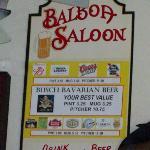 Foto van Balboa Saloon