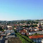 Vista da cidade