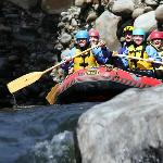 White Water Rafting down the Tongariro River