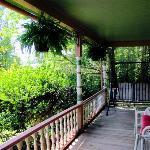 Garden House Porch