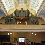 A grand organ