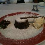 Molten Lava Cake - an amazing dessert