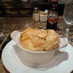 Best chicken pot pie. EVER.