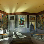 Murales de Jean Charlot y Fernando Leal