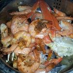 Shrip and Crab Steamer