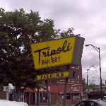 The Holy Land of Tripoli's pizza and bakery in Lawrence