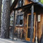 Larkspur cabin