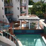 Heated Spa & Pool Area