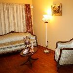 The Guest House, Living Room