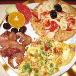 Delux European Breakfast