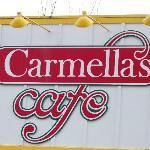 front sign restaurant