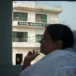 My mom just loved the hotel and its service! We arrived here in the midnight of 11th may 2012