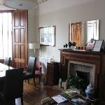 Main breakfast and sitting room Millers64