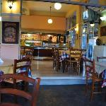 nearby taverna- very good and affordable