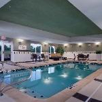 Indoor Heated Pool and Lounge