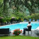 Hotel Clelia: relax a bordo piscina