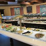 Le Commensal buffet