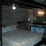 bedroom at Hotel California