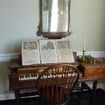 An organ from the 1700's
