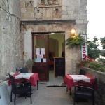 main entrance - near the main gate