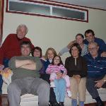 Como en familia con Sandra y Alejandro ( Los dueños )