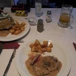 both meals together
