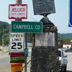 Jellico city limits