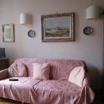 Il divano in camera... una favola!!