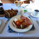 John's welsh breakfast
