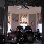 More detail of one of the bedrooms.
